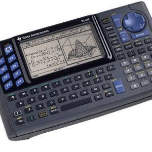 Инженерный калькулятор TI-92 Texas Instruments графический